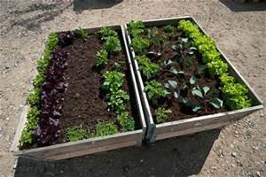 Hochbeet Bepflanzen Im 1 Jahr : hochbeete selber bauen so gelingt es mit holz ~ Frokenaadalensverden.com Haus und Dekorationen