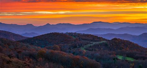 Appalachian Mountains Fall Iphone Wallpaper by Appalachian Photograph By Serge Skiba
