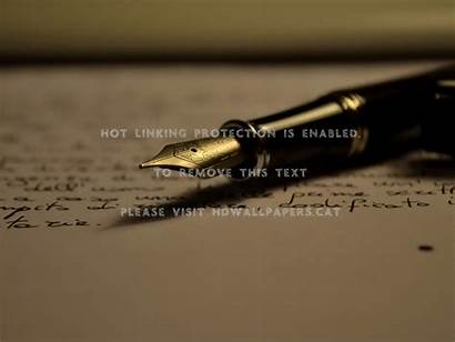 Writing Pen Writer Than Sword Mightier Wallpapers