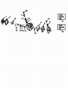Craftsman Leaf Blower Parts Diagram
