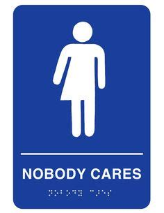 Gender Neutral Bathroom Signs by 13 Best Gender Neutral Bathroom Signs Images In 2016