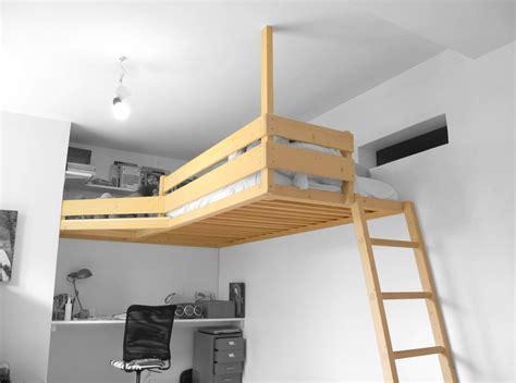 comment cr馥r une chambre dans un salon fabriquer une mezzanine cr ation seconde mezzanine menuiserie le site de l 39 atelier des petits travaux cr ation de mezzanines comment faire