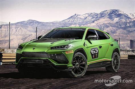 2020 Lamborghini Suv by Lamborghini Unveils New Urus Suv Racing Series For 2020