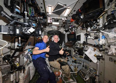 Nasa Space Station On-orbit Status 1 October 2018