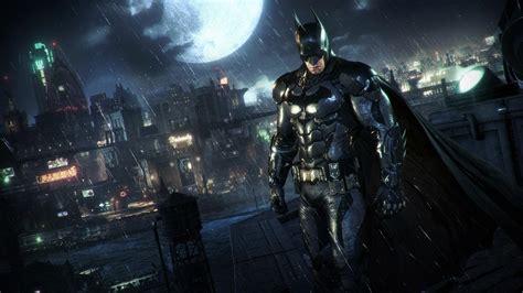 'batman Arkham Knight' Review Batmobile Blues