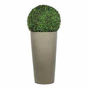 Boule De Buis : boule de buis artificiel 45 cm vert fonc maison fut e ~ Melissatoandfro.com Idées de Décoration