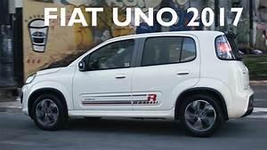 Fiat Uno 2017 Agora Com Motor 1 0 De 3 Cilindros Ou 1 3 De