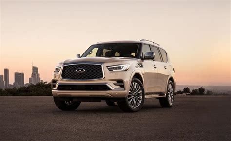 Infiniti Qx80 New Style 2018 by Drive 2018 Infiniti Qx80 Review Ny Daily News