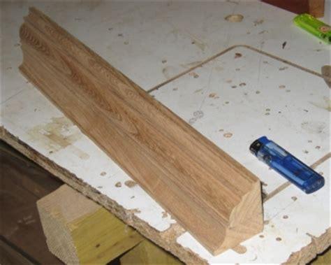 corniche pour cuisine corniche en bois pour meuble de cuisine
