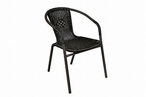Bistrotisch Und Stühle : bistrotisch mit glasplatte und 2x bistrostuhl stapelstuhl poly rattan 3er set bistroset shop ~ Buech-reservation.com Haus und Dekorationen