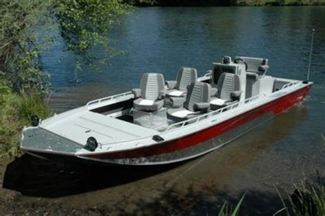 Bass Fishing Jet Boats by Research 2012 Fish Rite Boats River Jet 18 Outboard On