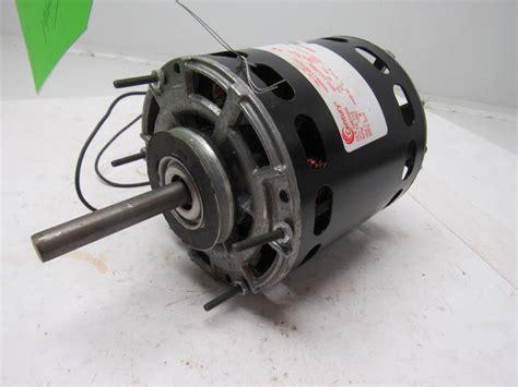 Electric Blower Motor by Century Da3j096n 1 4 Hp 115 V 1 Ph 1050 Rpm Electric Fan
