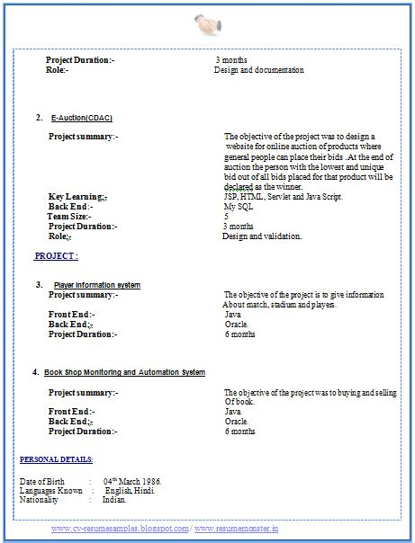 resume format for freshers diploma electrical engineers standard resume format for freshers doc