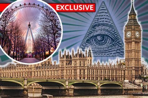 big illuminati big ben is an illuminati hq as eye watches