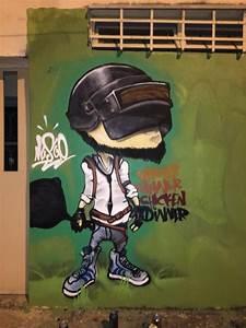 playerunknown 39 s battlegrounds pubg graffiti gaming