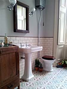 Vintage bathrooms scaramanga39s redesign do39s don39ts for Vintage bathroom