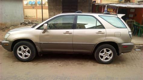 03 Lexus Rx300 by 03 Lexus Rx300 For Sale Autos Nigeria