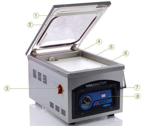 vacmaster vp chamber vacuum sealer  john  butcher