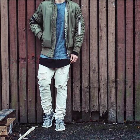 ways  wear adidas yeezy  boost sneaker