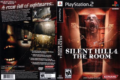 Silent Hill 4 The Room Usa Enja Iso