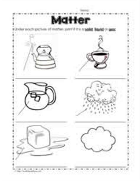 identifying states of gas matter worksheet states of matter worksheets