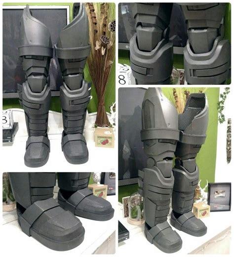 Thigh Armor Template by Best 25 Foam Armor Ideas On Pinterest Cosplay Armor