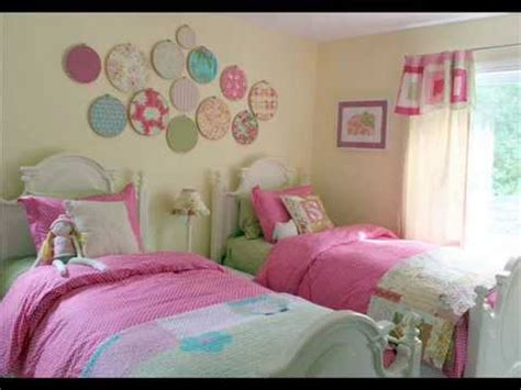 Girls Bedroom Decorating Ideas  Toddler Girl Room