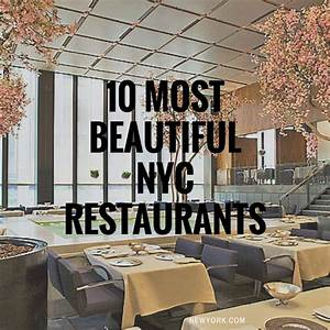 10 Beautiful Restaurants
