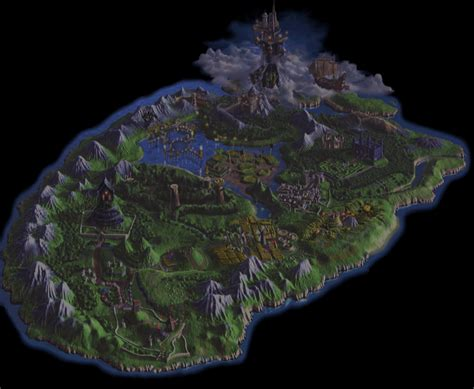 land map gallowmere historia fandom powered  wikia