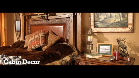 Home Decor Youtube Channels : Lodge Home Decor Ideas