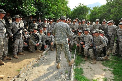 guerreros de elite liderazgo militar