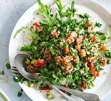 quinoa tabbouleh recipe bbc good food