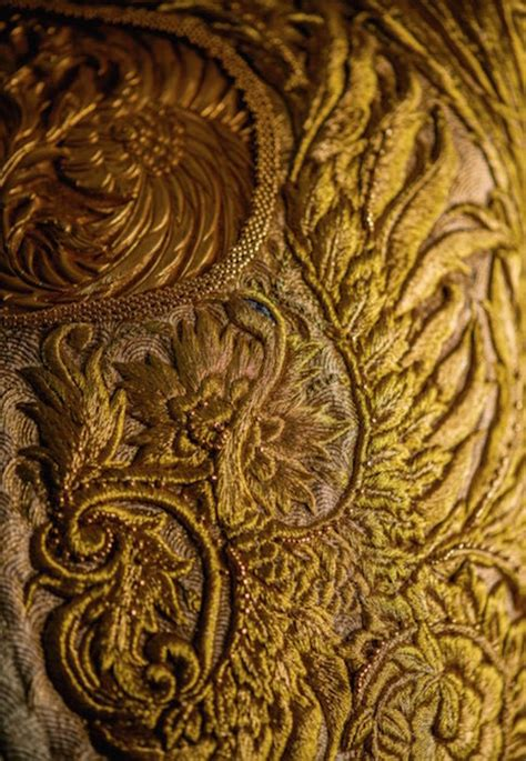 Stay Gold Guo Pei Sotheby Fashion Daily Mag