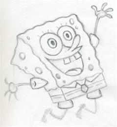 Easy Drawings to Draw Spongebob