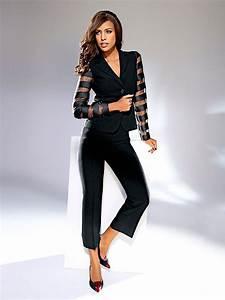 toutes les tenues d39affaires helline tailleur pantalon With mode tendance by helline