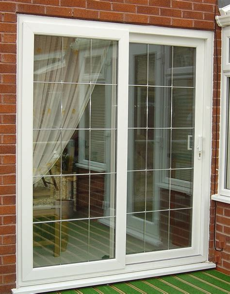 sliding patio doors adding to your home garden