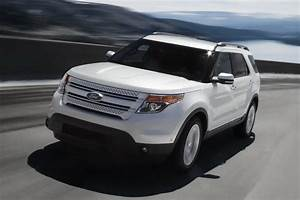 2012 Ford Explorer With 2 0