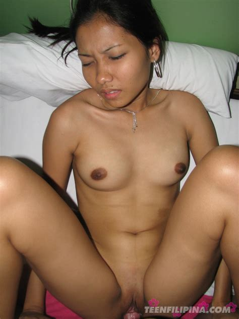 Raw Teen Filipina Girl Writhes And Moans In Pleasure