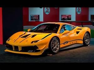 Ferrari 488 Challenge : 2017 ferrari 488 challenge world premiere youtube ~ Medecine-chirurgie-esthetiques.com Avis de Voitures