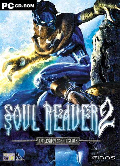 Legacy Of Kain Soul Reaver 2 Windows Ps2 Game Mod Db
