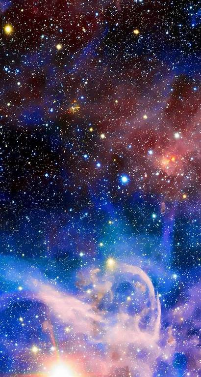 Galaxy Stars Star Iphone Universe Wallpapers Phone
