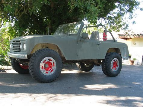 1973 Jeep Commando Information And Photos Momentcar
