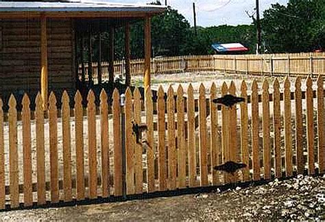 Beautiful Interior Picket Fence Gates With