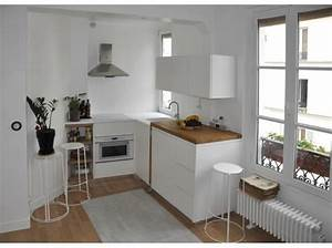 idee deco petit appartement location studios With amenagement petit appartement parisien