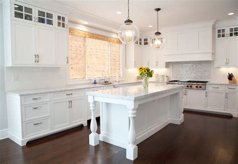 kitchen island with legs kitchen island baluster legs transitional kitchen integrity custom woodworks