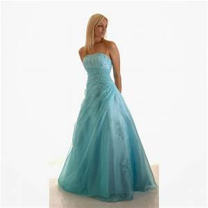 Dayeong restofus light blue wedding dress for Blue dress for wedding