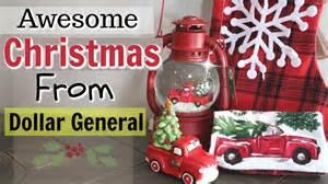 Dollar, General, Christmas, Decor, Haul, 2018, New, Christmas