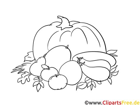Kostenlose Ausmalbilder Herbst