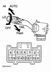 I Got A 2002 Toyota Avalon That The R  S Low Beam And L  S Fog Light Do Not Work  Check For Power