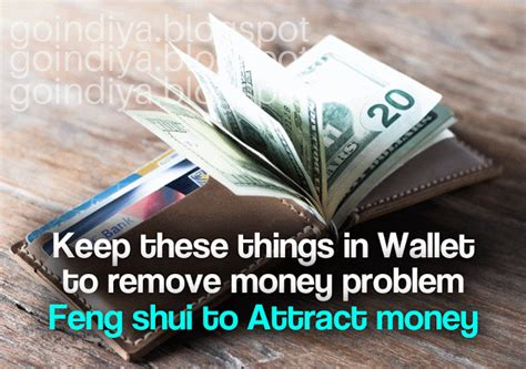 Keep These Things In Wallet Or Purse To Remove Your Money